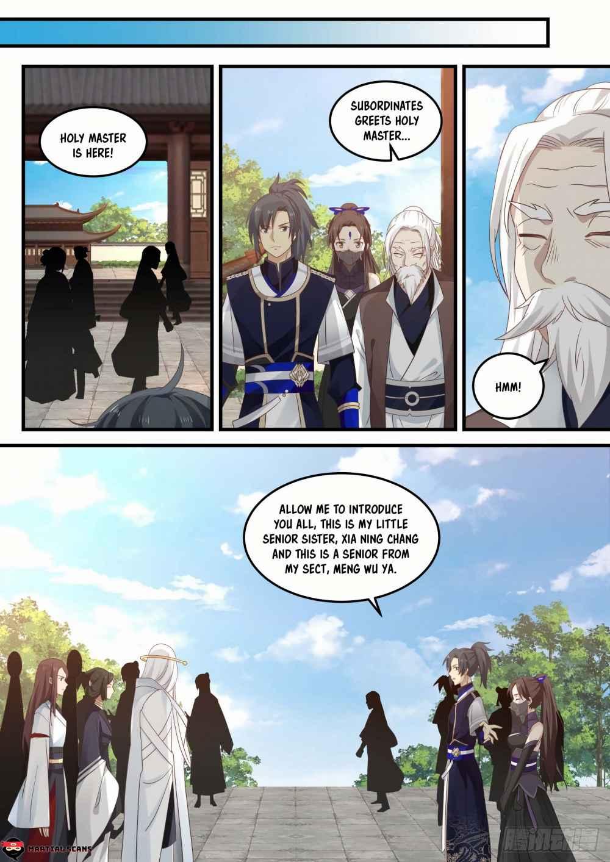 Martial Peak - chapter 772-eng-li