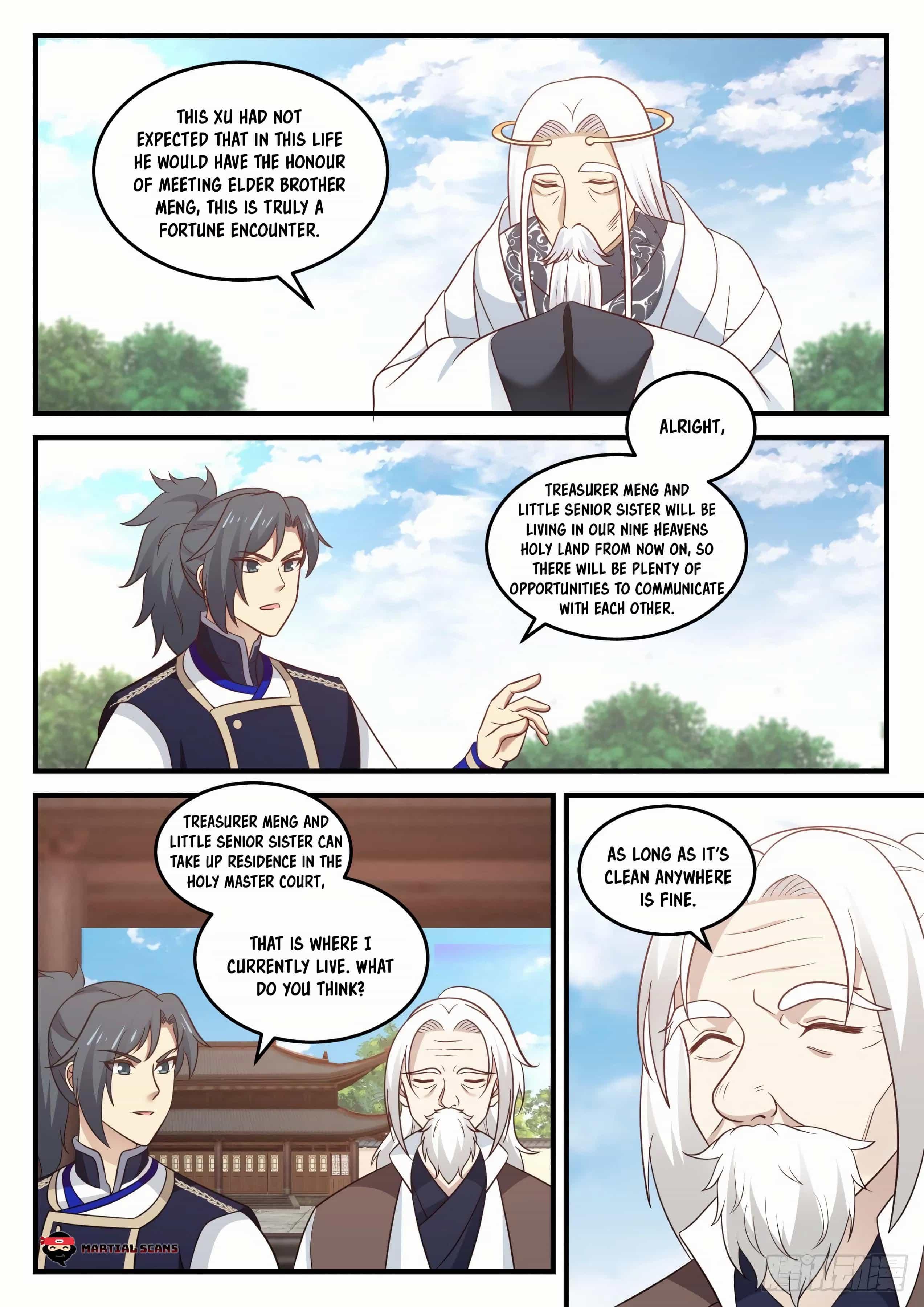 Martial Peak - chapter 773-eng-li