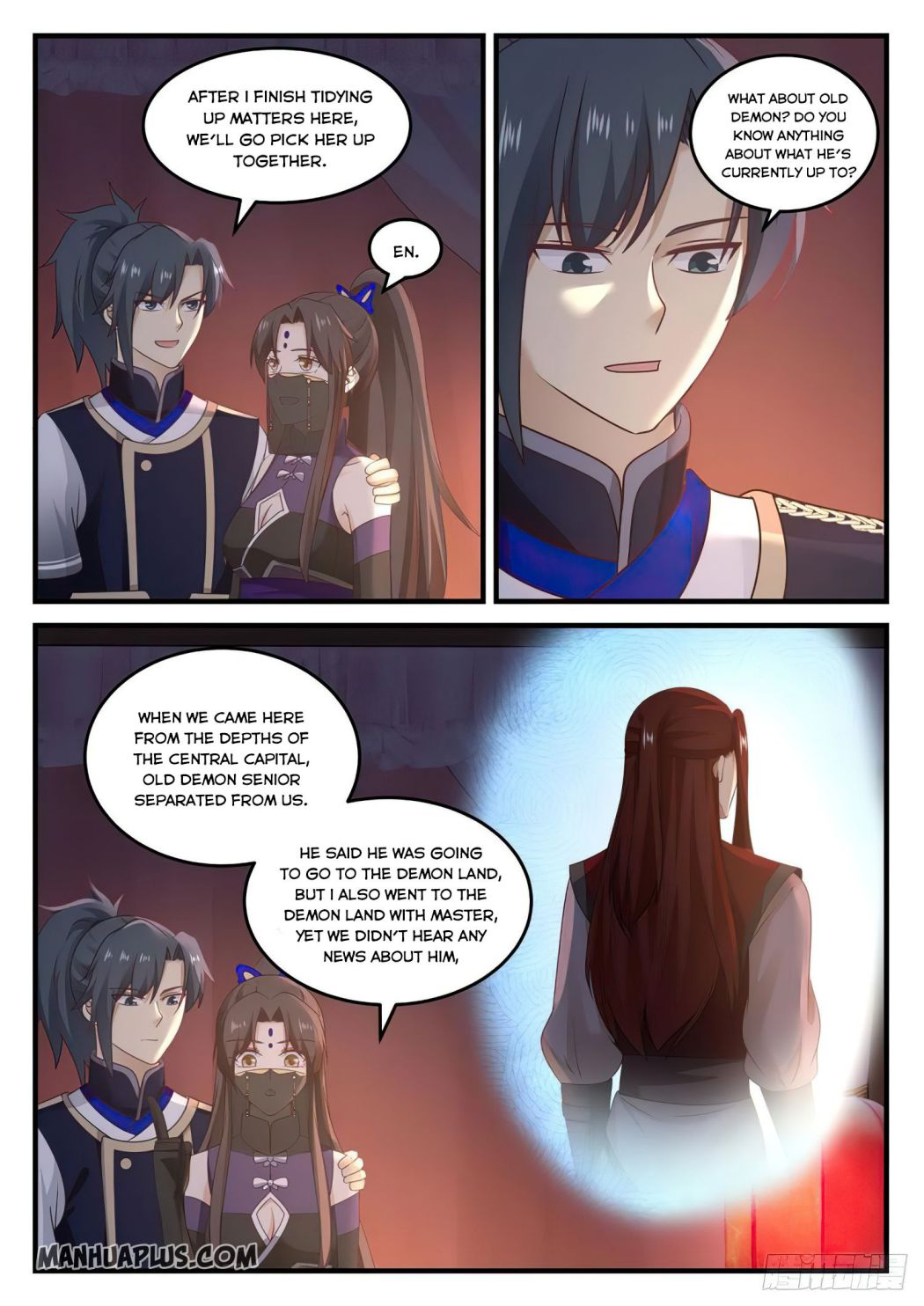 Martial Peak - chapter 774-eng-li