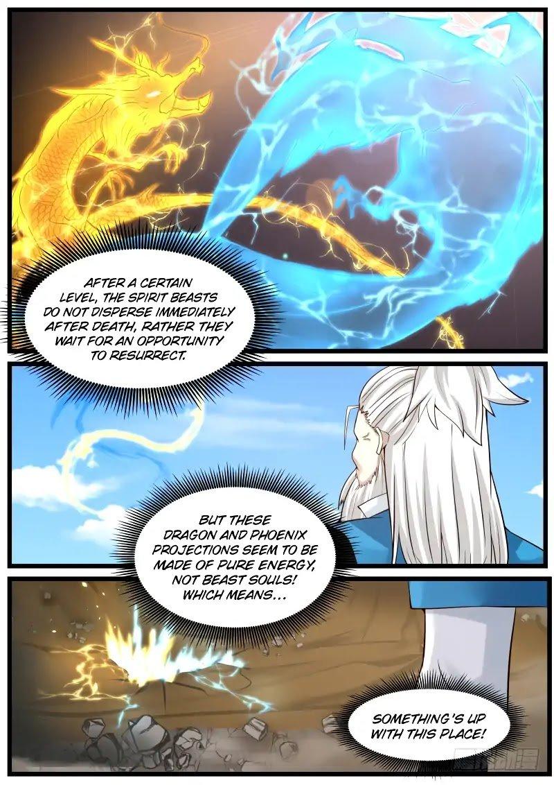 Martial Peak - chapter 78-eng-li