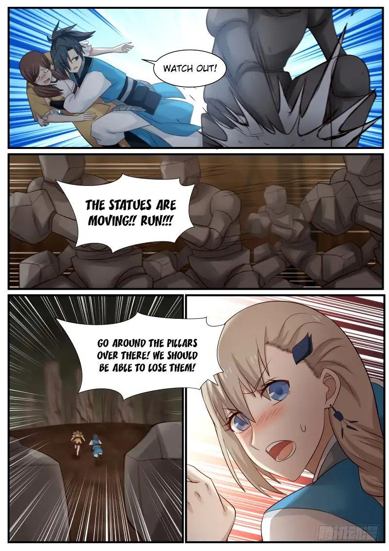 Martial Peak - chapter 79-eng-li