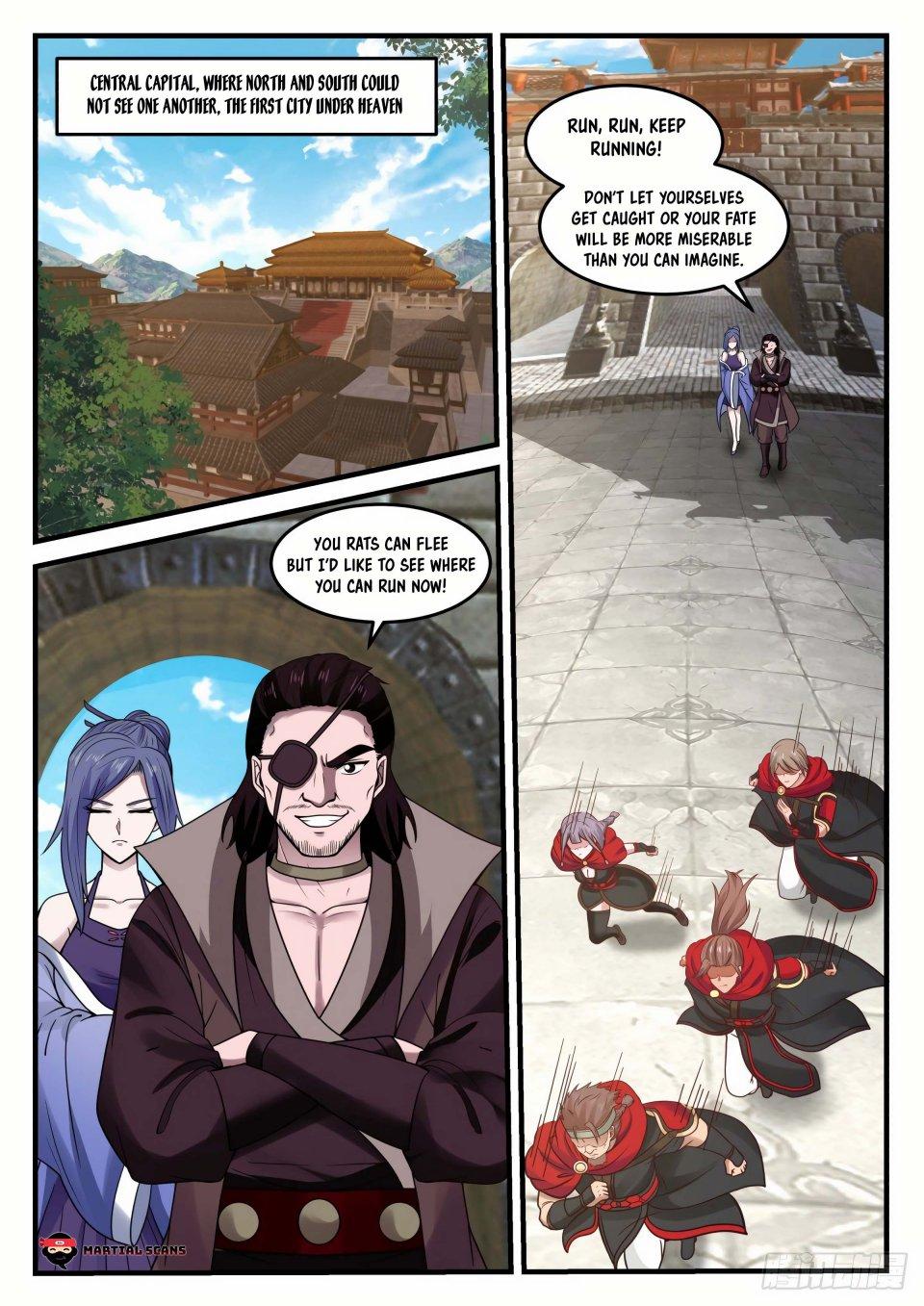 Martial Peak - chapter 790-eng-li