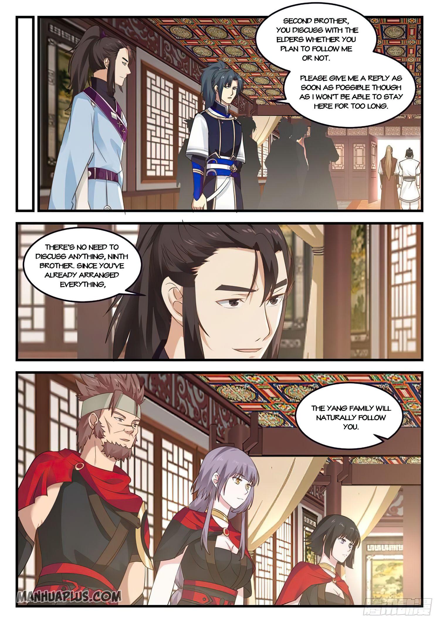 Martial Peak - chapter 795-eng-li