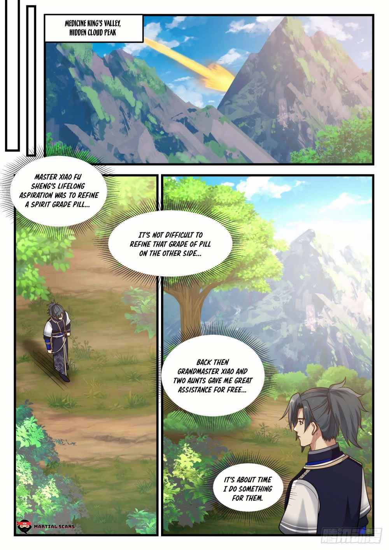 Martial Peak - chapter 796-eng-li