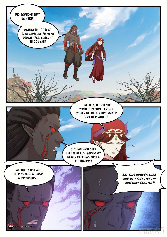 Martial Peak - chapter 801-eng-li