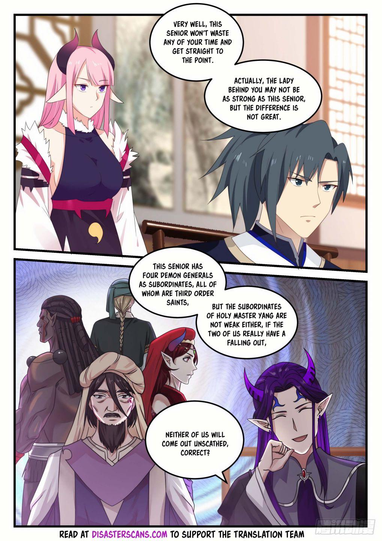 Martial Peak - chapter 804-eng-li