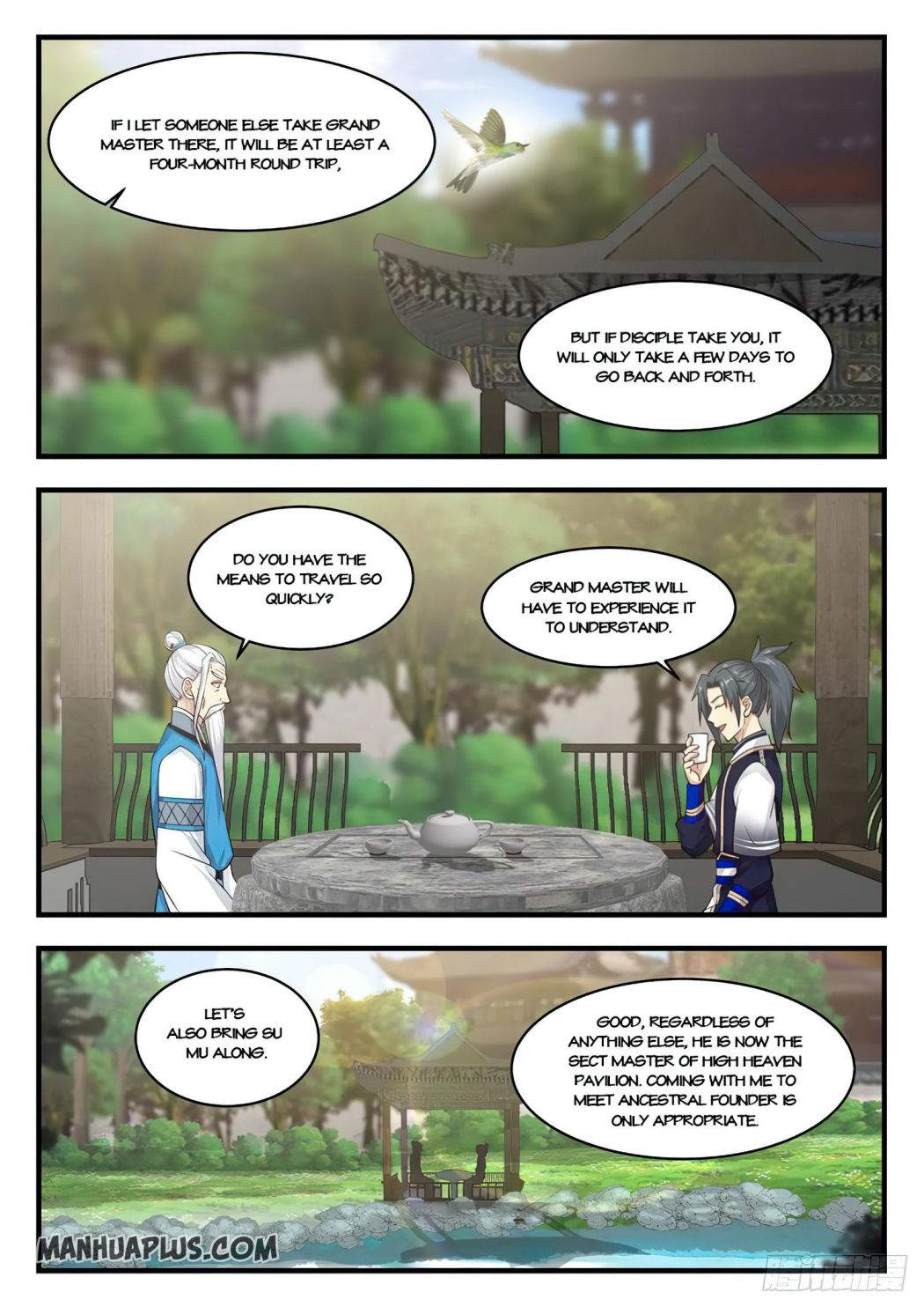 Martial Peak - chapter 810-eng-li