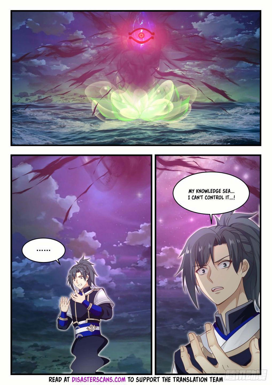 Martial Peak - chapter 826-eng-li