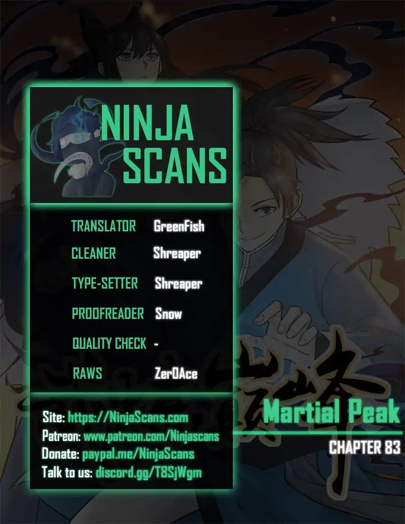 Martial Peak - chapter 83-eng-li