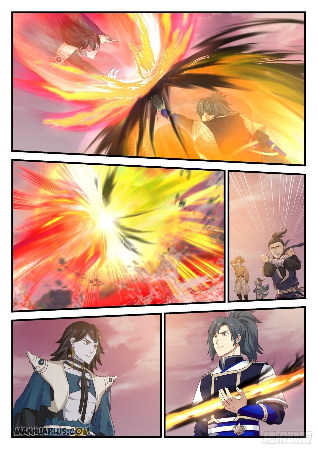 Martial Peak - chapter 835-eng-li