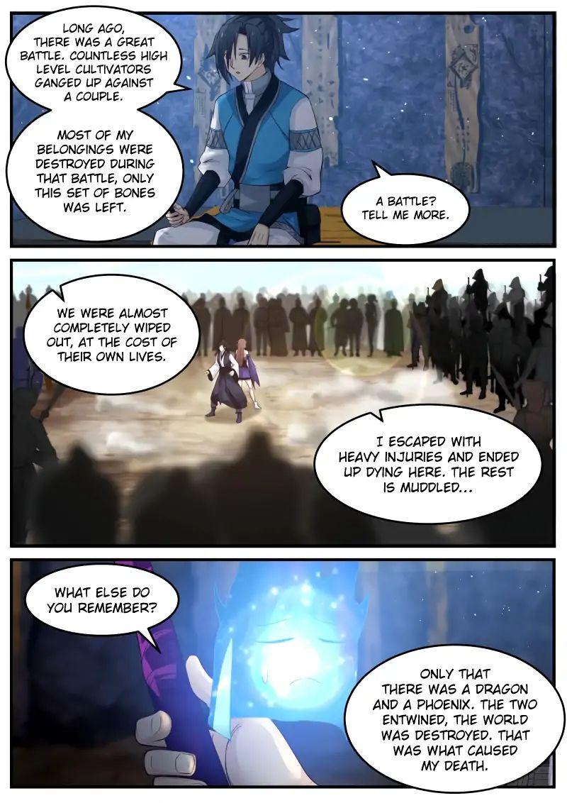 Martial Peak - chapter 84-eng-li