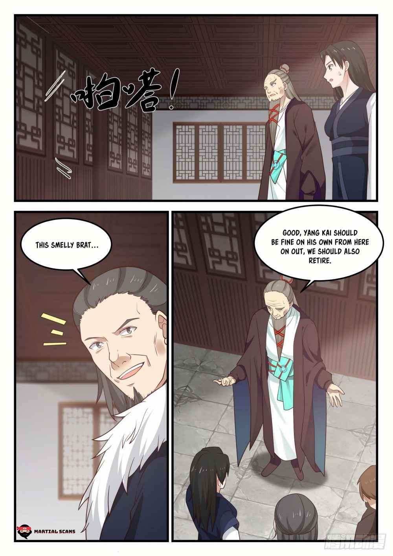 Martial Peak - chapter 841-eng-li