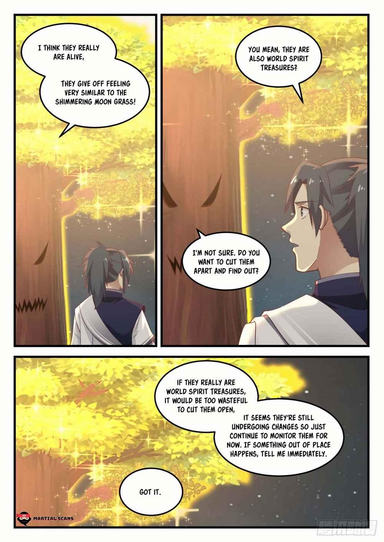 Martial Peak - chapter 843-eng-li