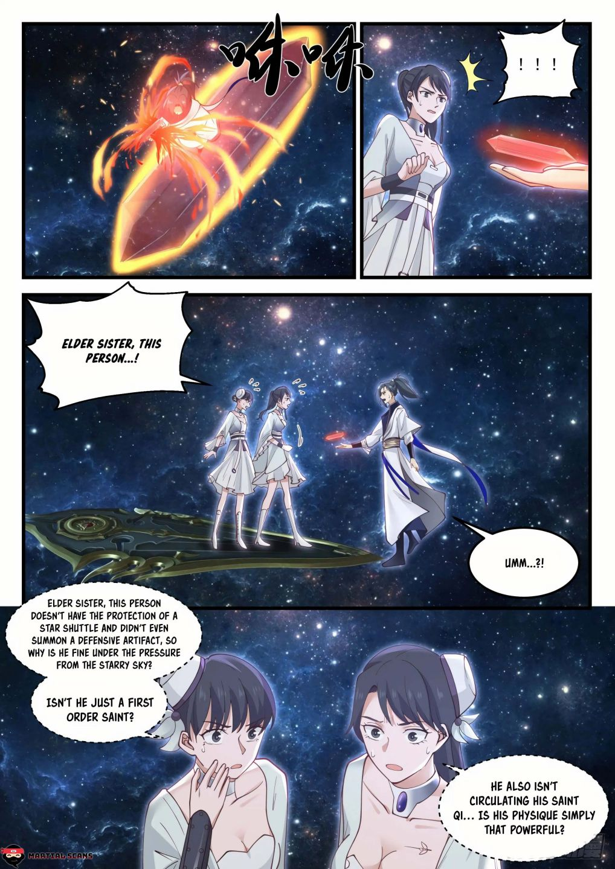 Martial Peak - chapter 844-eng-li