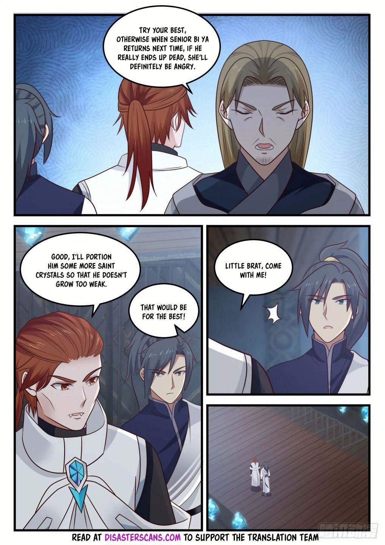 Martial Peak - chapter 848-eng-li