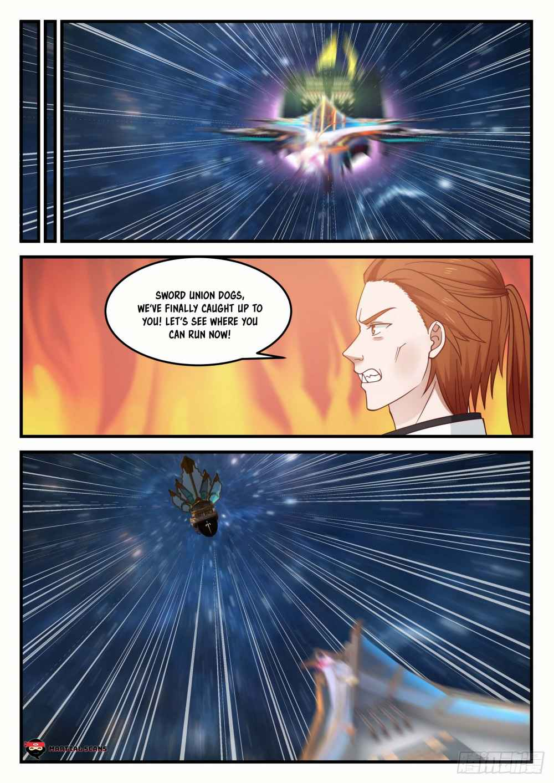 Martial Peak - chapter 852-eng-li