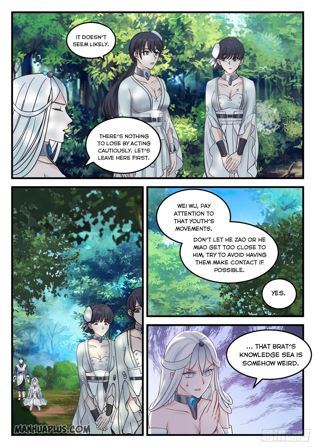 Martial Peak - chapter 860-eng-li