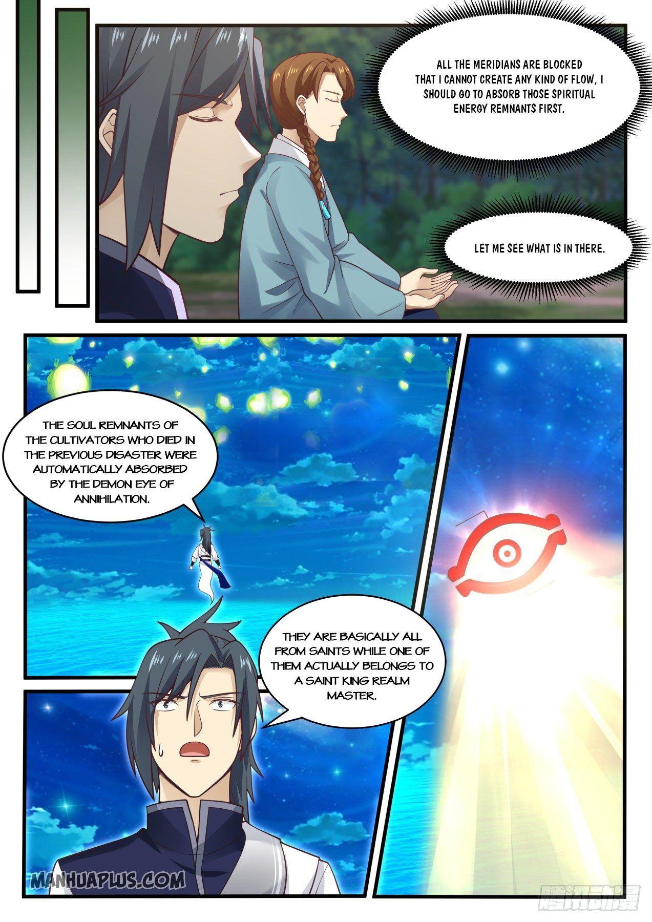 Martial Peak - chapter 864-eng-li