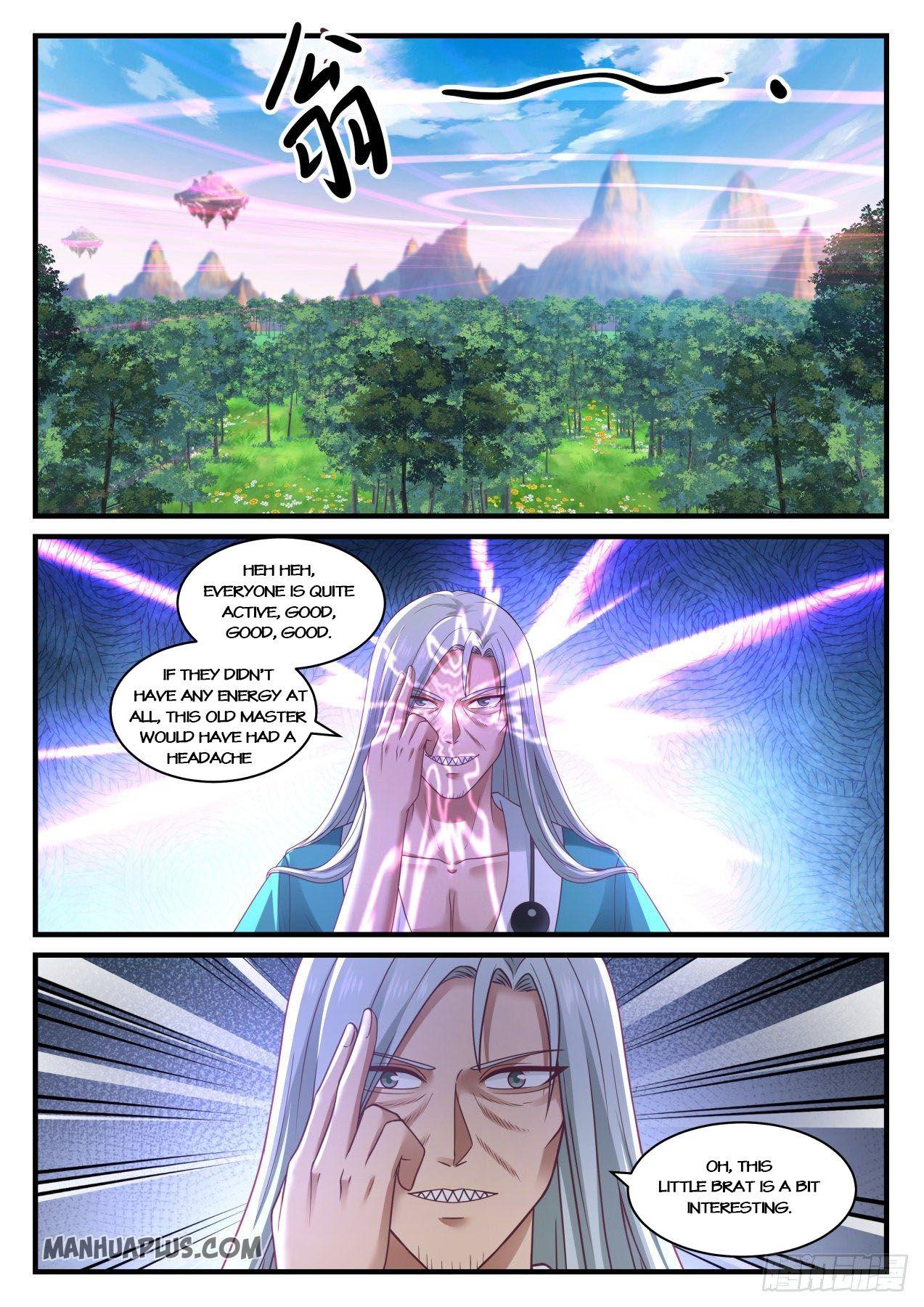 Martial Peak - chapter 867-eng-li