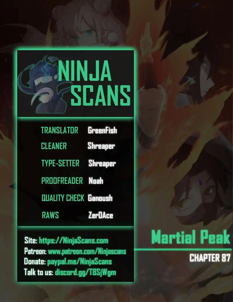 Martial Peak - chapter 87-eng-li