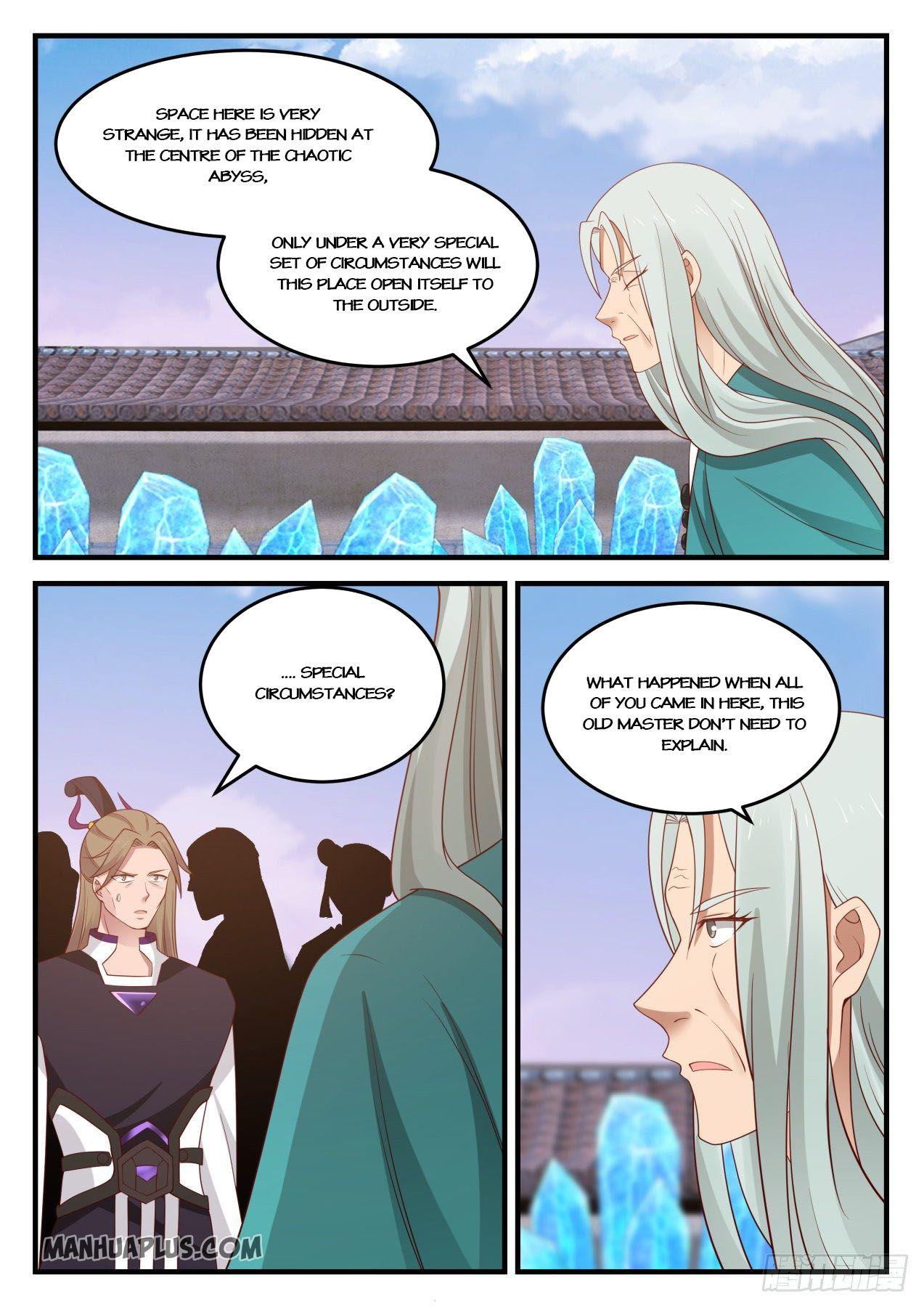 Martial Peak - chapter 872-eng-li
