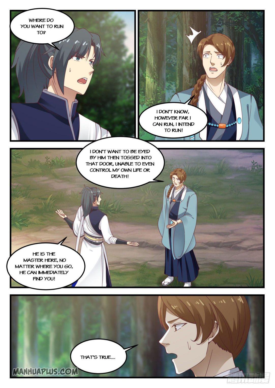 Martial Peak - chapter 874-eng-li