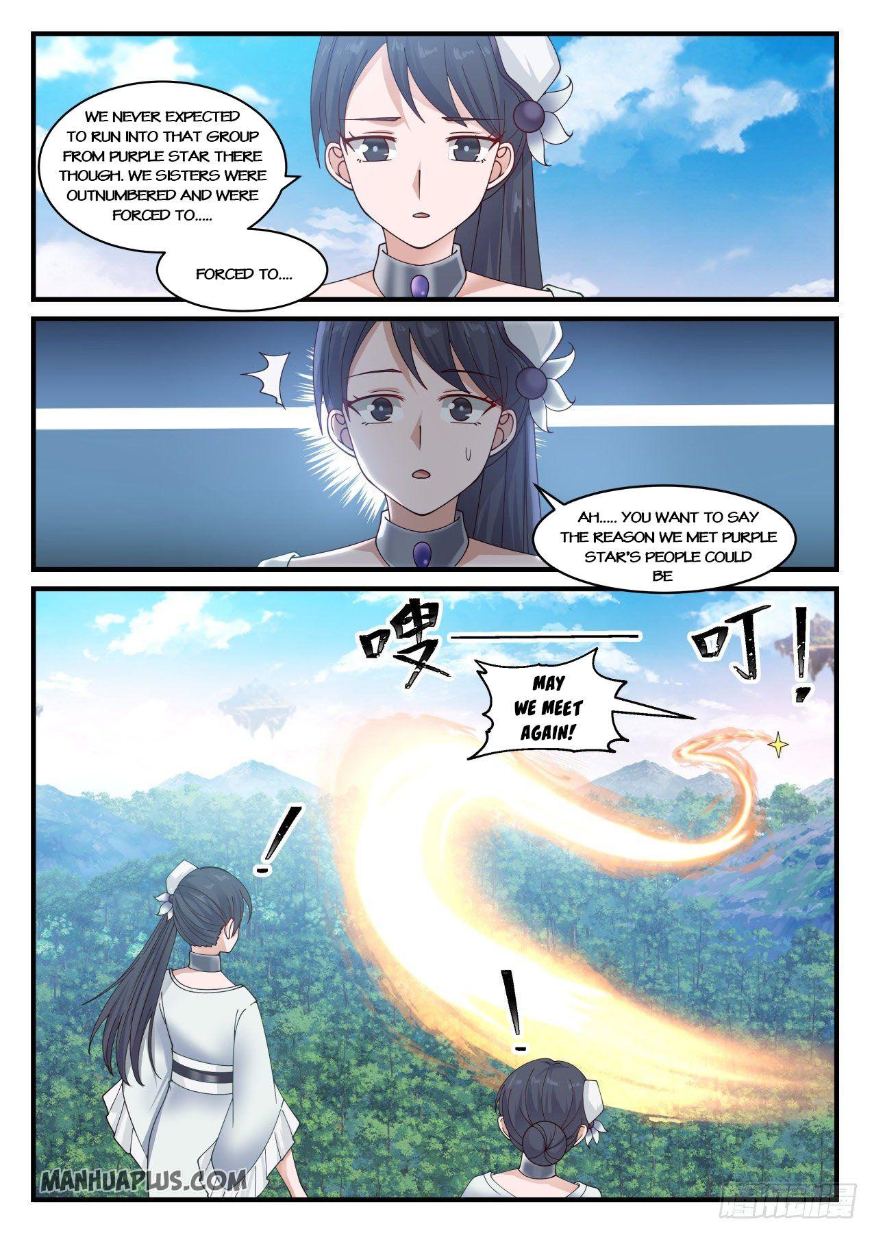 Martial Peak - chapter 875-eng-li