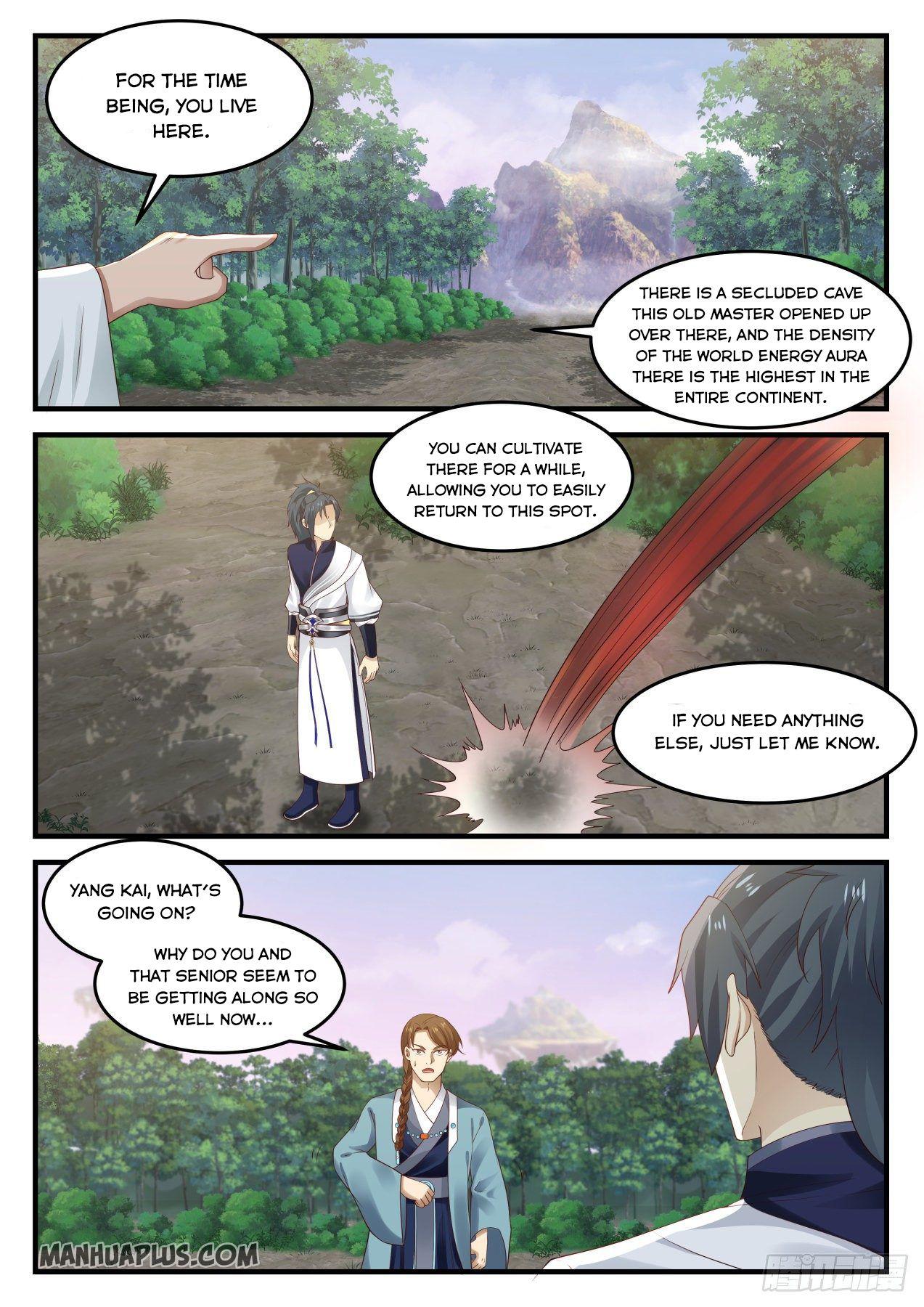 Martial Peak - chapter 879-eng-li