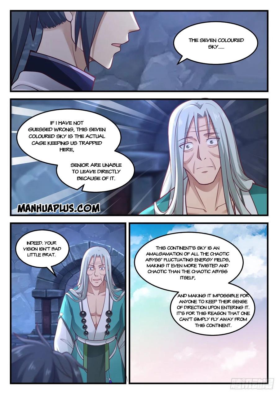 Martial Peak - chapter 883-eng-li