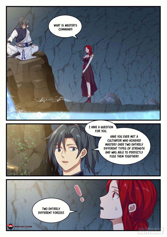 Martial Peak - chapter 886-eng-li