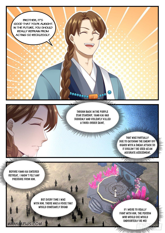 Martial Peak - chapter 890-eng-li