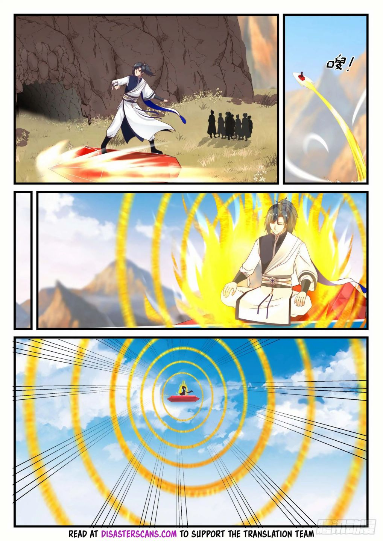 Martial Peak - chapter 894-eng-li