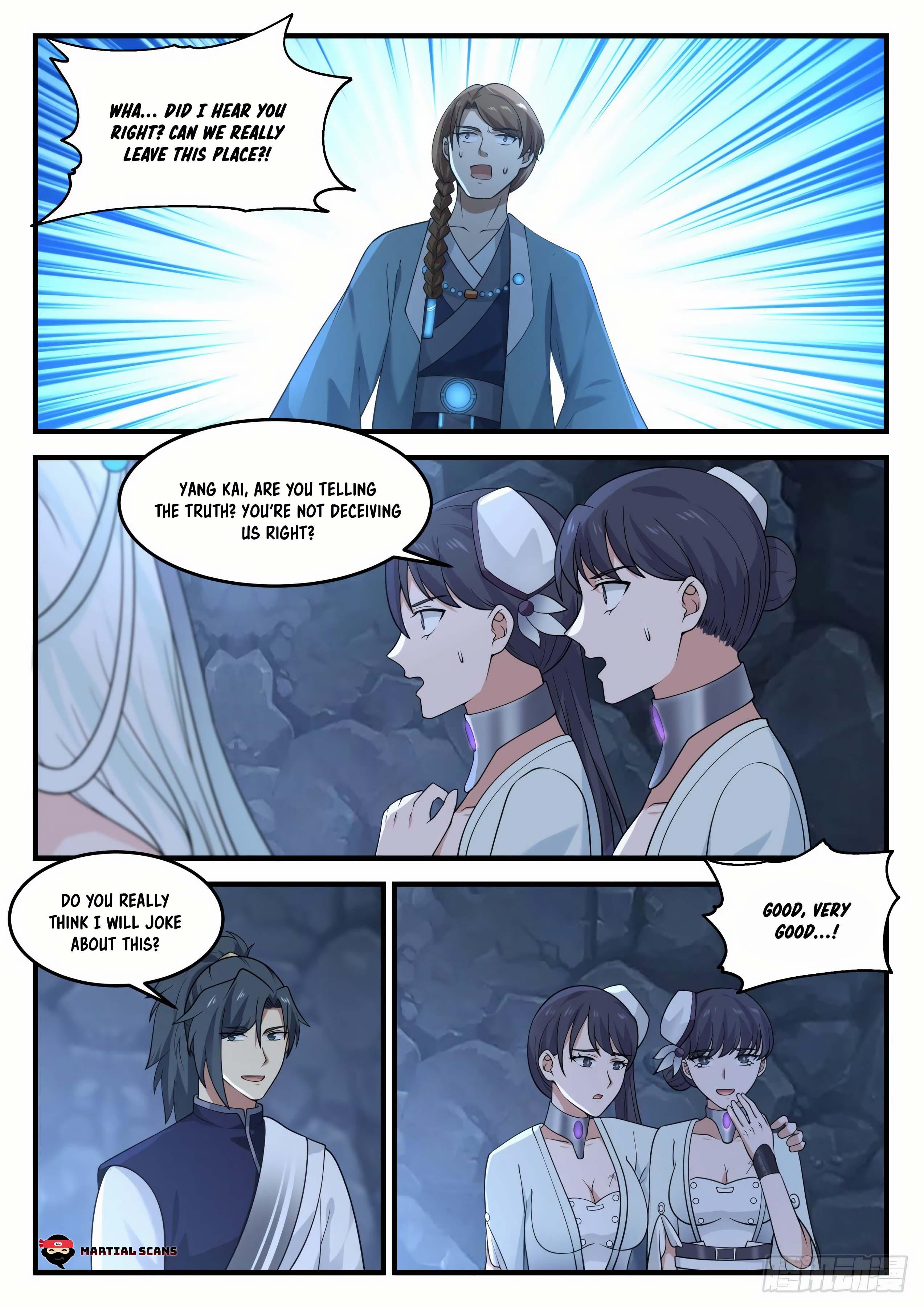 Martial Peak - chapter 896-eng-li