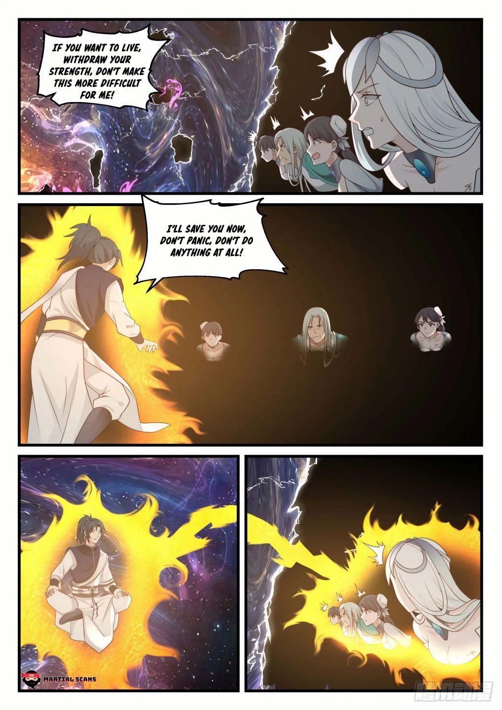 Martial Peak - chapter 898-eng-li