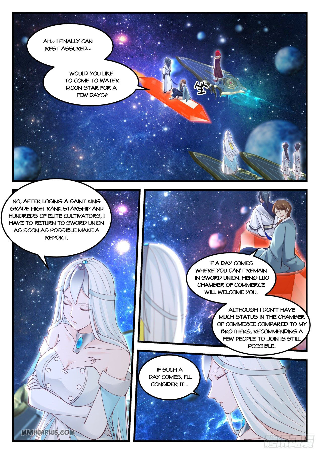 Martial Peak - chapter 901-eng-li