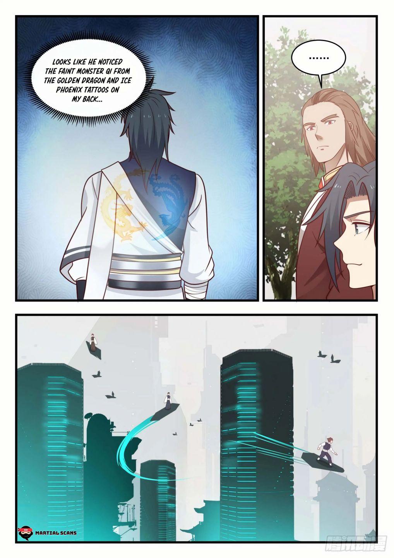 Martial Peak - chapter 905-eng-li