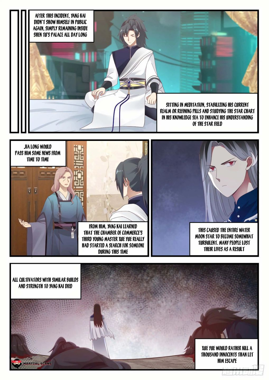 Martial Peak - chapter 912-eng-li