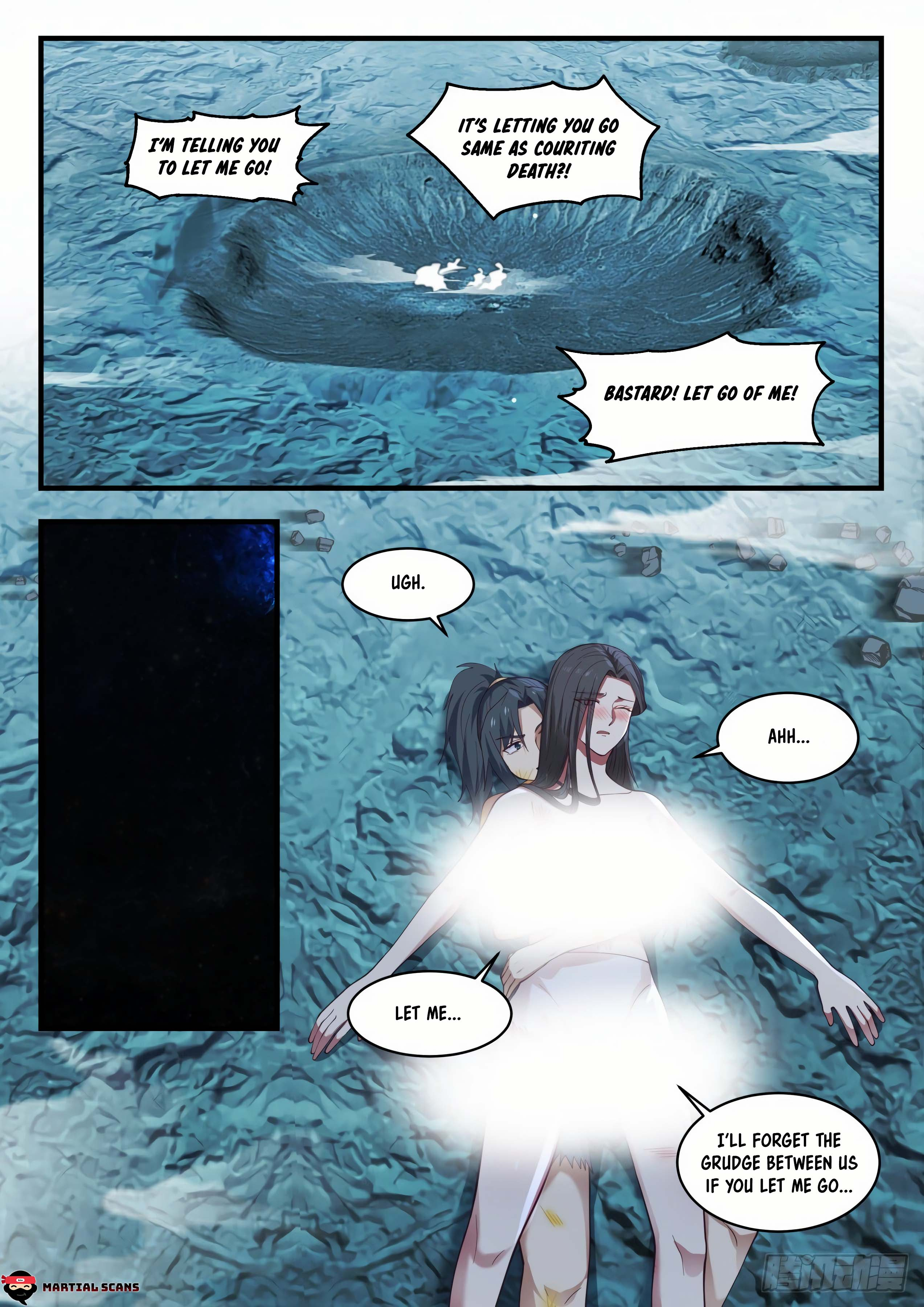 Martial Peak - chapter 920-eng-li