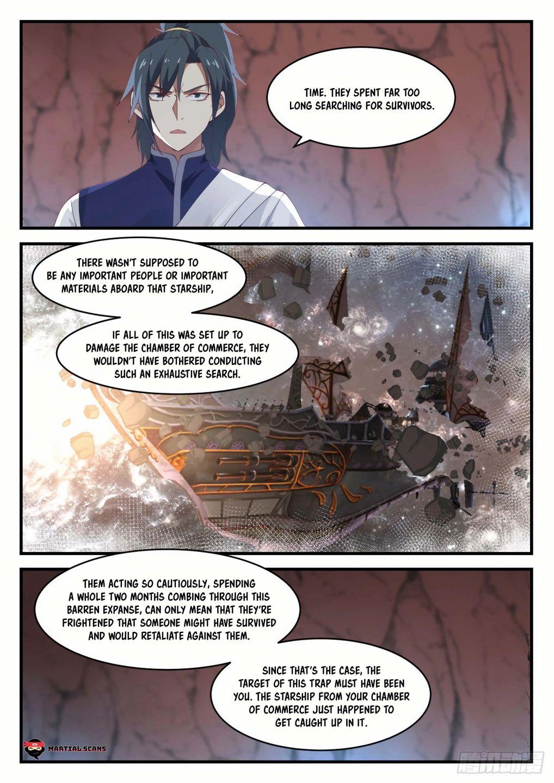 Martial Peak - chapter 925-eng-li