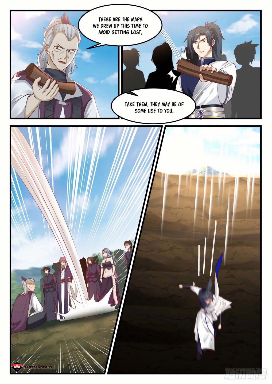 Martial Peak - chapter 936-eng-li