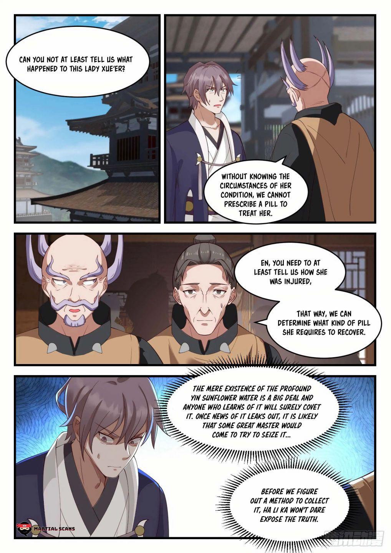 Martial Peak - chapter 939-eng-li