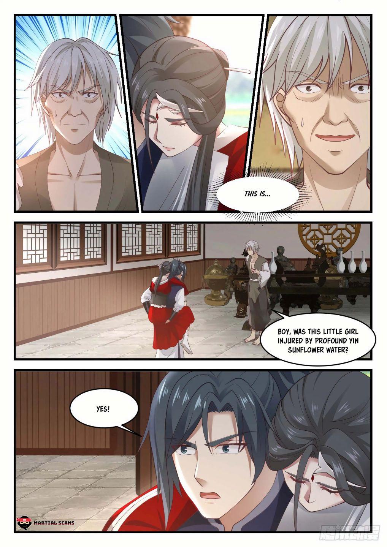 Martial Peak - chapter 941-eng-li