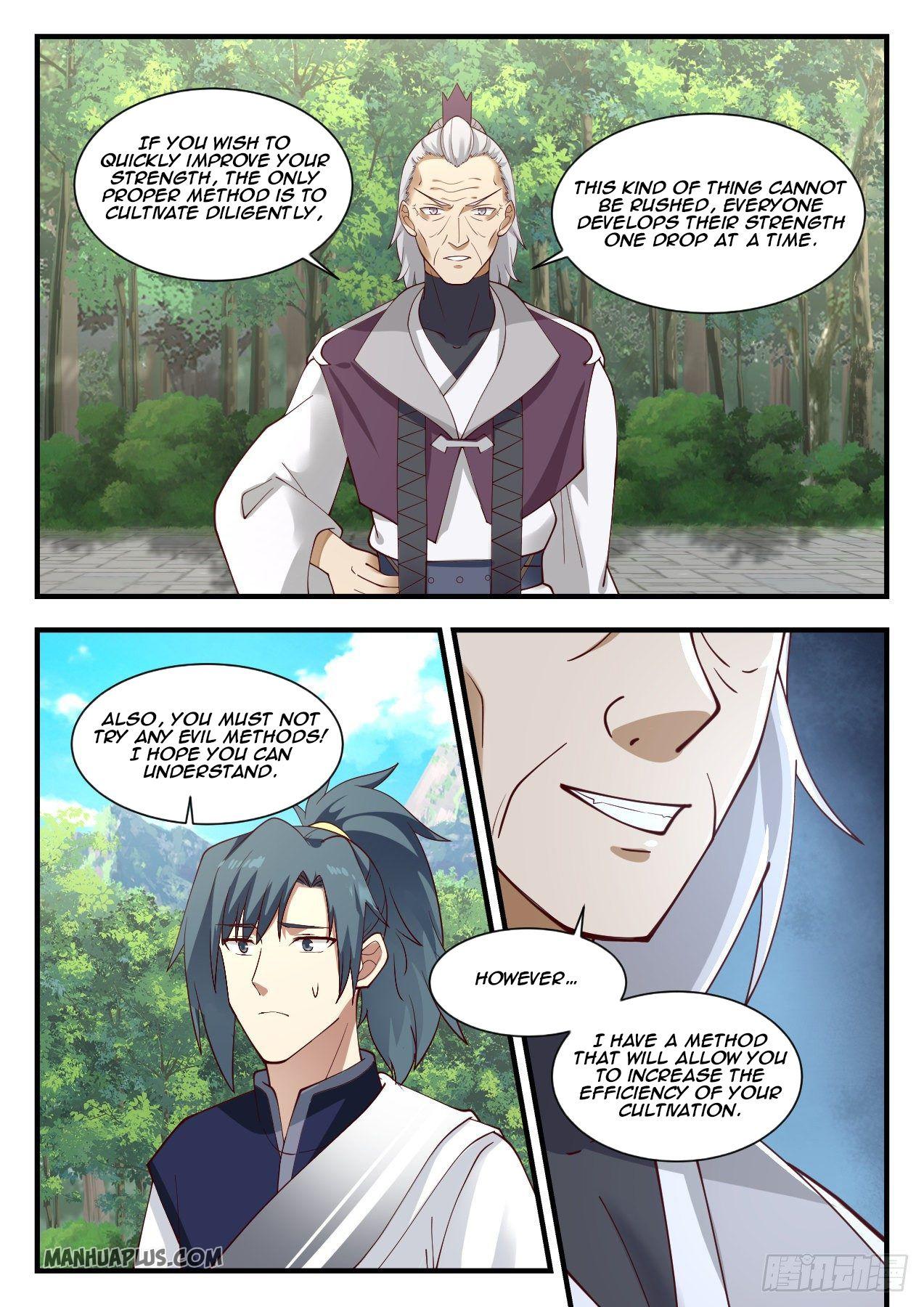 Martial Peak - chapter 947-eng-li