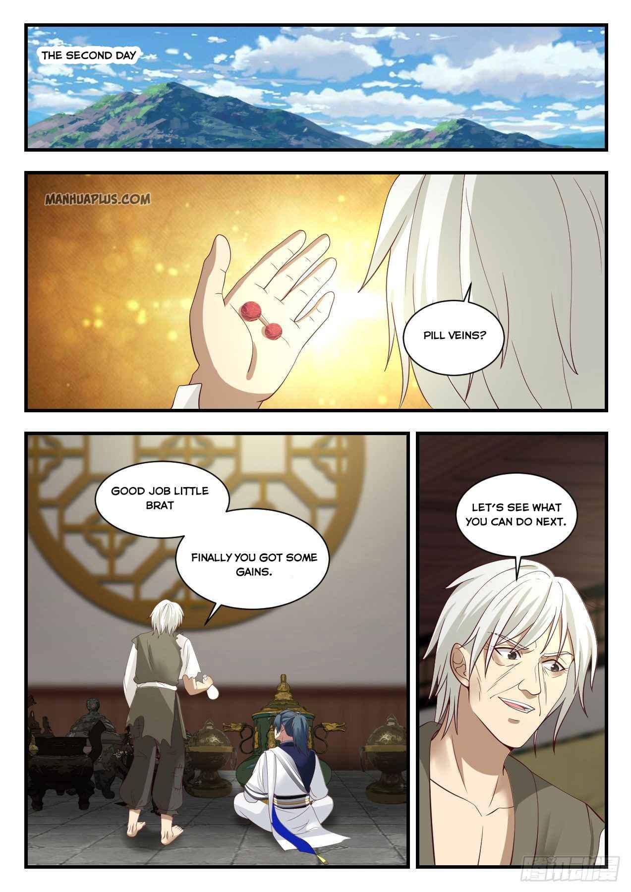 Martial Peak - chapter 953-eng-li