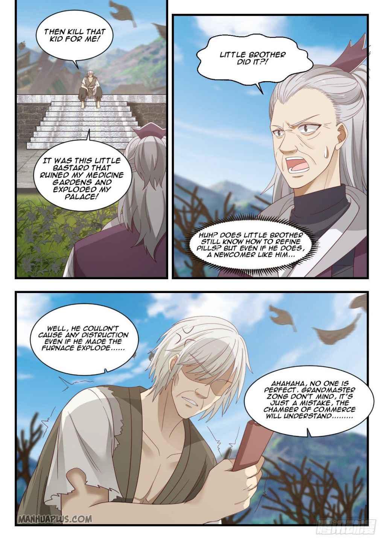 Martial Peak - chapter 957-eng-li