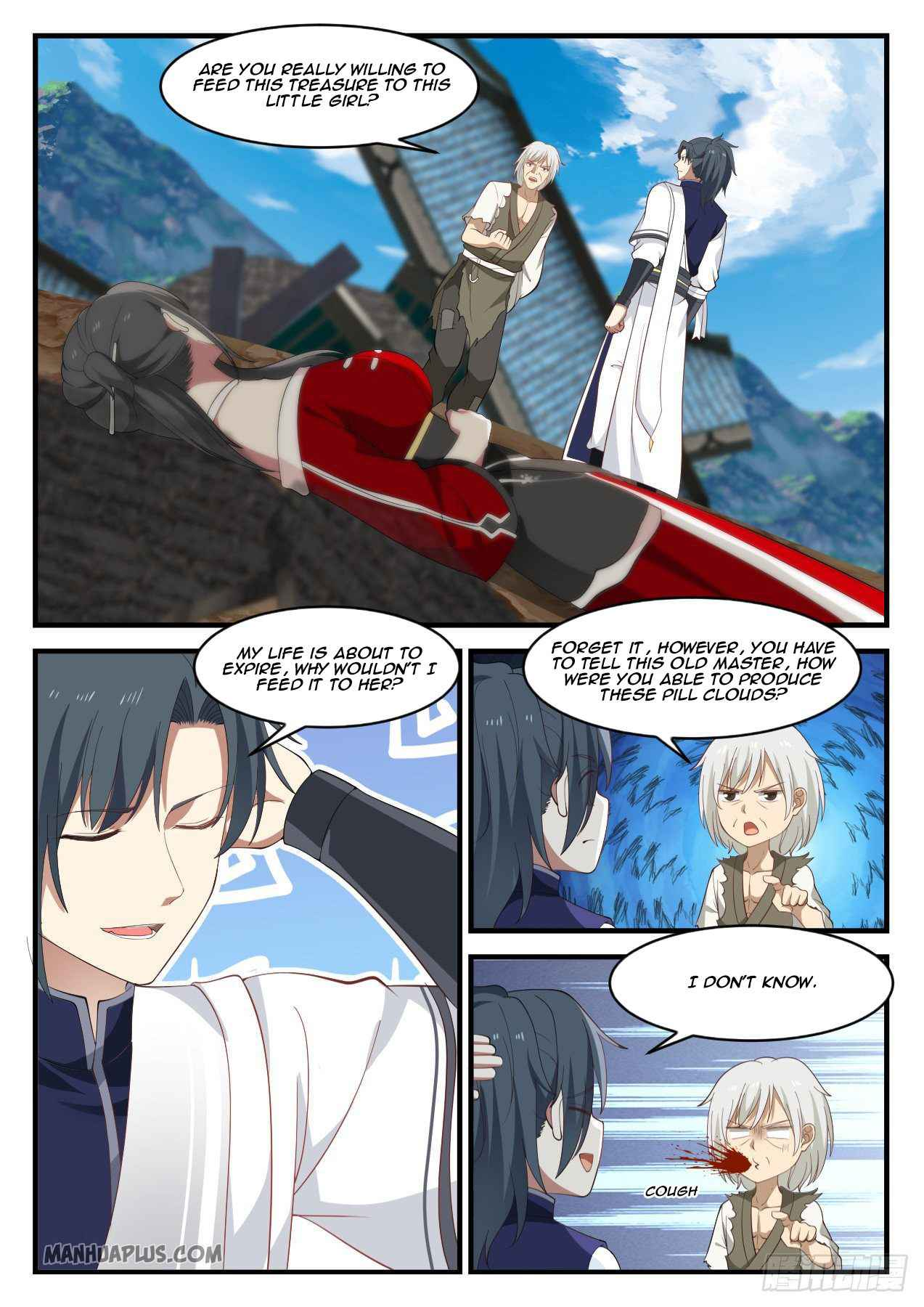 Martial Peak - chapter 958-eng-li