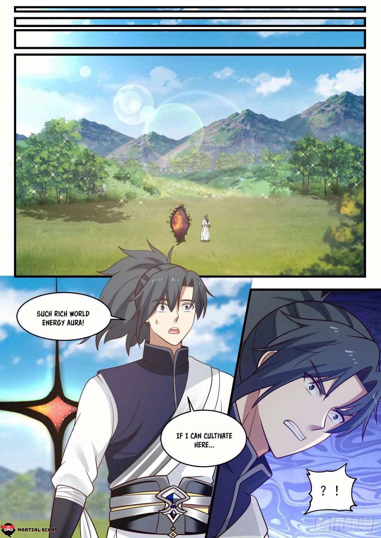 Martial Peak - chapter 970-eng-li