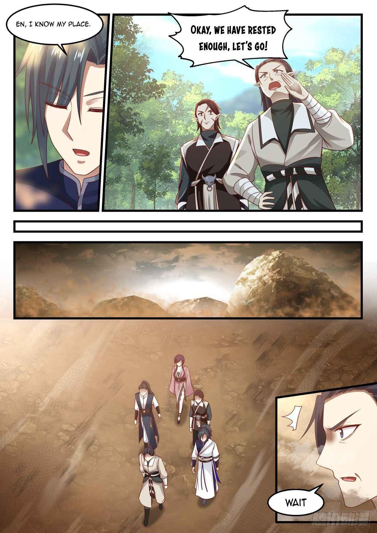 Martial Peak - chapter 973-eng-li