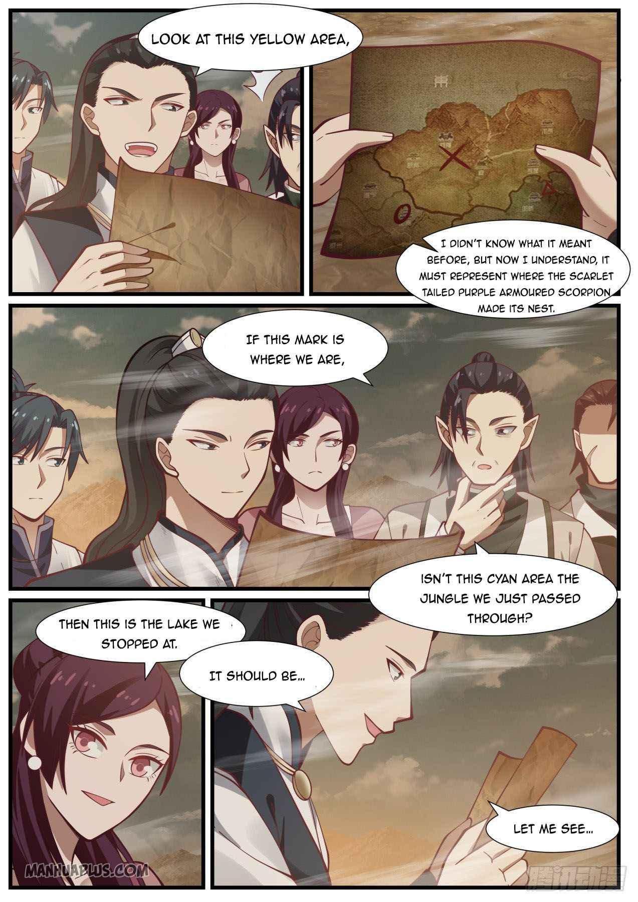 Martial Peak - chapter 975-eng-li