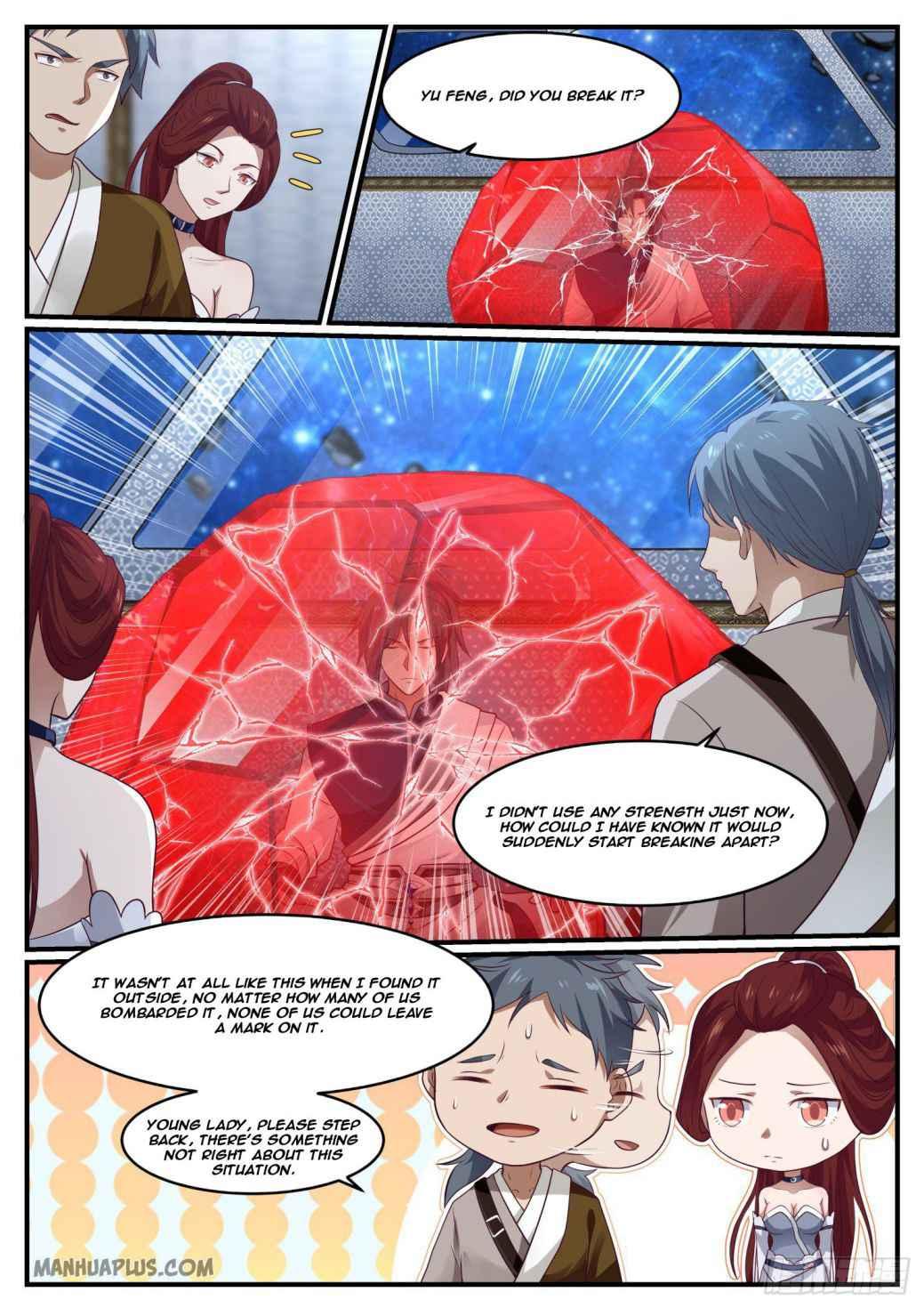 Martial Peak - chapter 980-eng-li